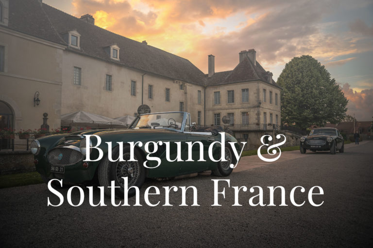 Burgundy & Southern France