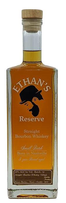 Ethan's Straight Bourbon