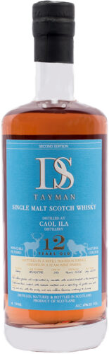 DS Tayman Caol Bottle